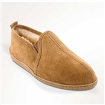 Mens Minnetonka Sheepskin Slippers