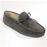 Mens Minnetonka Slippers: Casey Moccasins