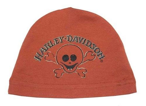 Harley Davidson Newborn Baby Boy Hat Clothing Leather