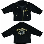 Harley-Davidson Baby Clothes: Girls Motorcycle Jacket