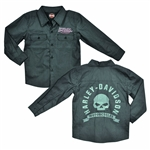 Harley-Davidson Toddler Boy Motorcycle Shop Shirt