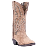 Laredo Brown Leather Women's Cowgirl Boots