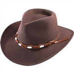 Henschel Cowboy Hats - Men's Outback