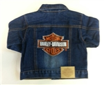 Harley-Davidson Baby Denim Jacket