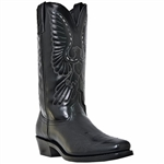 Laredo Men's Cowboy Boots - Eagle Design
