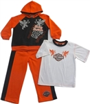 Harley-Davidson Boys Clothing - T-Shirt & Hoody