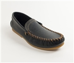 Men's Minnetonka Moccasin - Slip-On Leather
