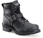 Carolina Mens Leather Work Motorcycle Boots