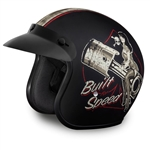 Daytona Cruiser Motorcycle Helmet: Built for Speed