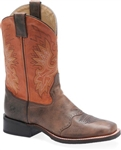 Double-H Roper Cowboy Boots: Western