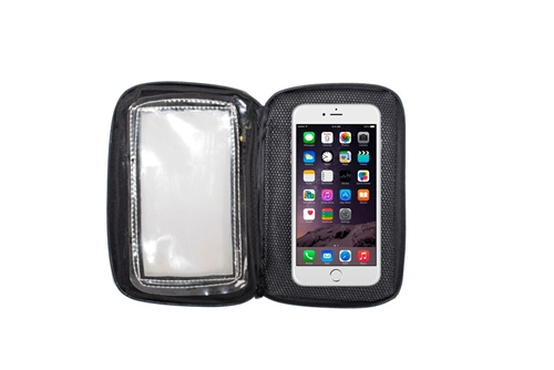 Motorcycle Magnetic Gps Amp Cell Phone Tank Bag