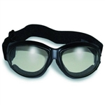 Foam Padded Transitional Motorcycle Goggles