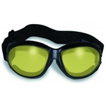 Padded Transitional Motorcycle Riding Goggles