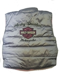 Harley-Davidson Toddler Girl Winter Vest