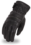 Insulated Touring Mens Leather Motorcycle Gloves