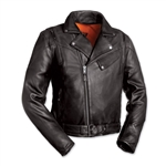 Old School Biker Leather Motorcycle Jackets: First Classics