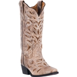 Ladies Laredo Western Boots: Roxanne Inlay