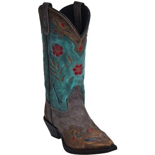 s laredo western boots quot miss kate quot leather bound