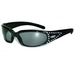 Women's Transitional Motorcycle Glasses: Marilyn
