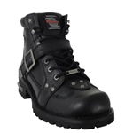 Milwaukee Motorcycle Boot: Road Captain MB433