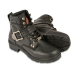 Milwaukee Leather Womens Motorcycle Boots