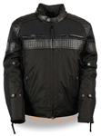 Mens Textile & Leather Motorcycle Jackets
