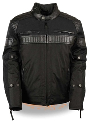 Milwaukee Men S Motorcycle Jackets Textile Amp Leather 15 Off