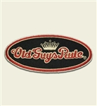 Old Guys Rule - Embroidered Motorcycle Patch