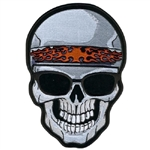 Shade SKull Large Biker Patches