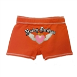 Harley-Davidson Girl's Clothes: Logo Shorts
