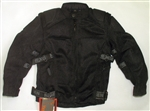 Kids Motorcycle Jackets: Mesh Body Armor