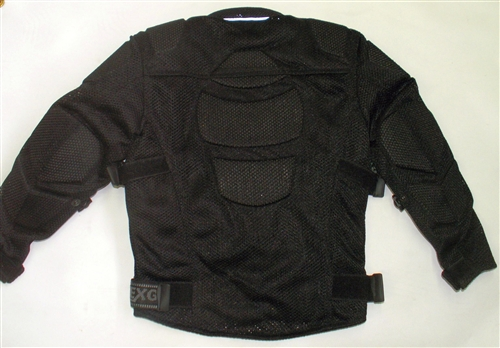 Kids Motorcycle Jacket Body Armor Leather Bound Online