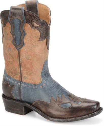 "Harley Davidson Ladies Boots >> Sonora ""Jessi"" Paisley Western Boots for Women - 20% OFF"