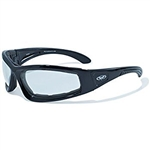 ANSI Approved Transitional Motorcycle Glasses