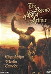 The Legend of King Arthur 3-DVD Set
