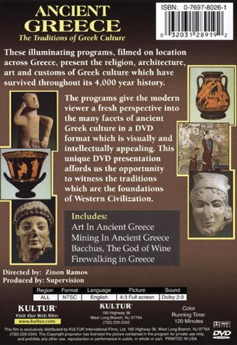 ancient greek culture religion and customs