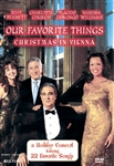 Our Favorite Things: Christmas In Vienna (Church/Bennett/Domingo/Williams)
