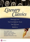 Literary Classics Volume 2: Odyssey, Beowulf, Paradise Lost, Canterbury Tales