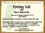 Potting Soil- 52 quarts