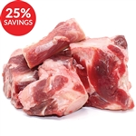 Meaty Lamb Bones for Dogs (Bundle Deal)