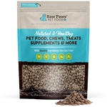 Raw Paws Premium Grain-Free Beef Formula Kibble for Dogs, 8 lbs