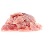 Turkey Breast Chunks for Dogs & Cats, 2 lbs