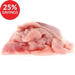 Turkey Breast Chunks for Dogs & Cats (Bundle Deal)