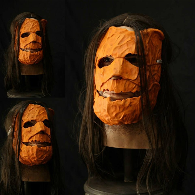 Asylum Stalker Latex Mask