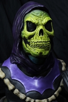Lord of Destruction latex bust
