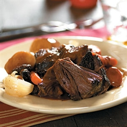 Cooked Pot Roast