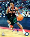 Brandon Jennings Autograph 16x20 Photo