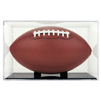 Football UV Qube With Black Base