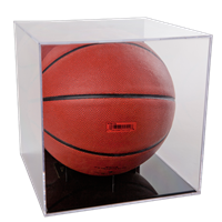 Basketball UV Qube With Black Base