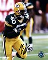 Tony Fisher Autograph 8x10 Photo